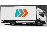 Medium Move – 2 Professional Men, 8 Tonne Truck