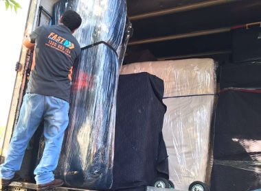 Furniture Wrapping Services by Fast Removalists Sydney