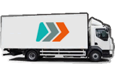 Medium Move – 2 Professional Men, 8 Tonne Truck