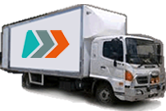 Large Move – 2 Professional Men, 10-12 Tonne Truck