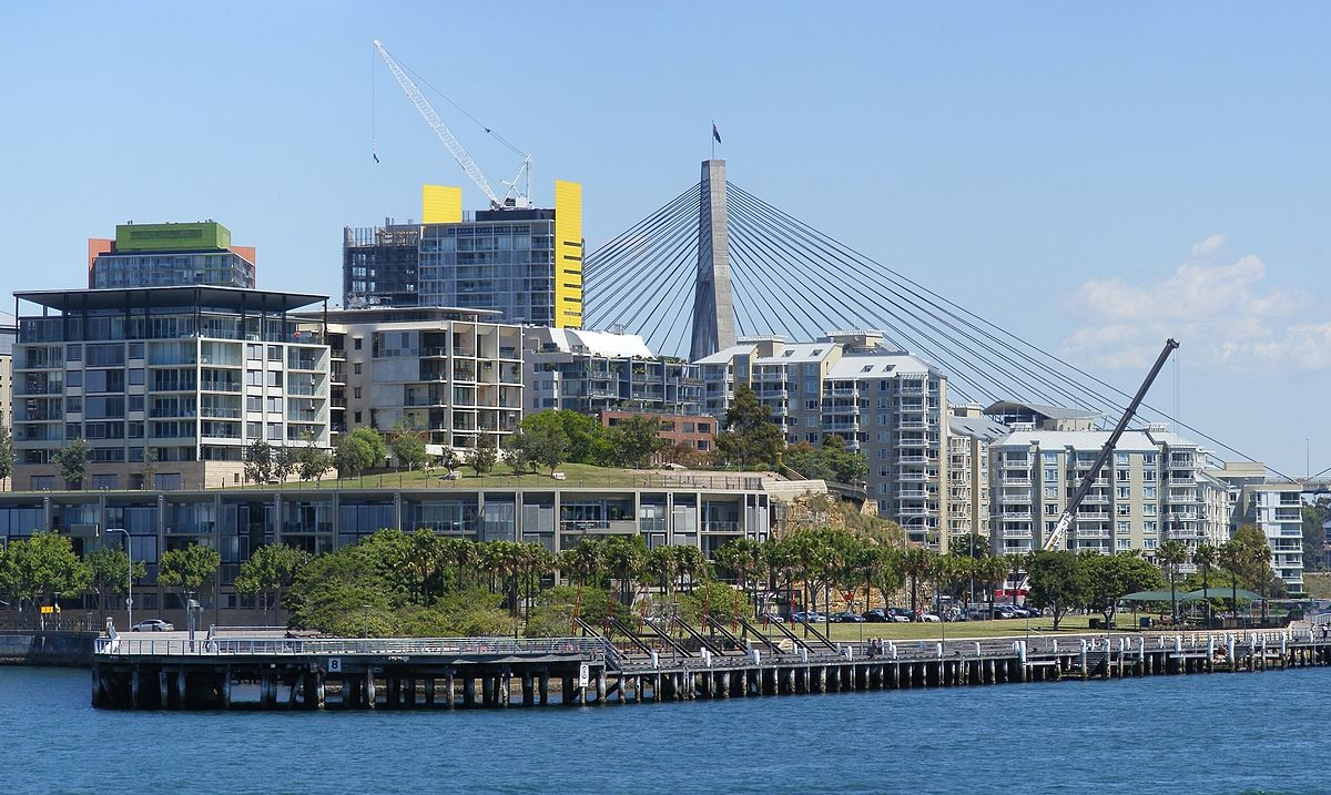 Pyrmont Removalists